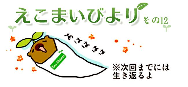 えこまいくまーの4コマ漫画 vol.12