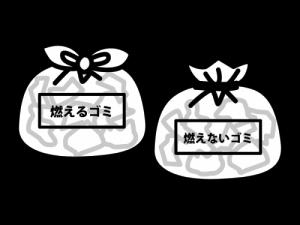一般宅の定期ごみ回収 ・・ ぜひお任せください!!